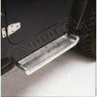 Kit de marche-pieds en aluminium pour Jeep Wrangler TJ