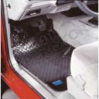 Kit de tapis de sol en caoutchouc, avant, ZJ,
