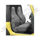 Kit de housses de sièges avant couleur: charcoal (gris) Jeep Wrangler TJ