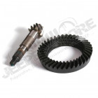 Ring and Pinion, 4.10 Ratio, Short, Front; 97-06 TJ/ZJ, for Dana 30