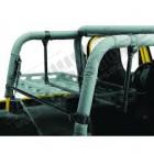 """Kit de montage galerie """"lower cargo"""", pour Jeep Wrangler TJ et JK"""