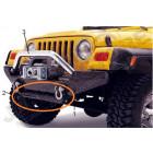 Barre rock crawling, Jeep Wrangler YJ, TJ, JK