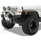 Pare chocs avant (acier) High Rock 4x4 Jeep Wrangler TJ