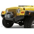Pare chocs avant Bestop Highrock 4x4 pour Jeep Wrangler TJ