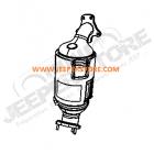Tube catalytique (catalyseur) 2.8L CRD Jeep Cherokee Liberty KK