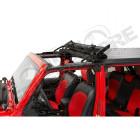 Bache Sunrider pour Hard Top couleur: black diamond pour Jeep Wrangler JL (2 et 4 portes)