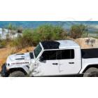 Bache Sunrider pour Hard Top couleur: Black Diamond pour Jeep Gladiator JT