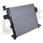 Radiateur de refroidissement moteur 3.7L V6 , 4.7L , 6.1L V8 Jeep Grand Cherokee WH, WK