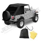 Bache d'urgence Bestop Jeep CJ7, YJ