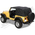 Bache d'urgence Bestop (Pavement End) Jeep Wrangler TJ