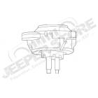 Silentbloc de boite automatique 3.0L CRD (moteur VM) Jeep Grand Cherokee WL, WK2