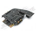 silentbloc de traverse de boite de transfert, 4L, pour boite manuelle, 5 vitesses, XJ, 87-95