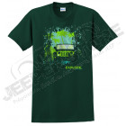 Tee shirt Jeep , Explore Jungle, taille L