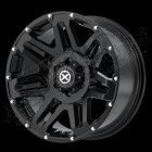 Jante aluminium Series ATX200 couleur: noir , 9x20 - 5x127 - ET: +5
