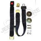 Ceinture de sécurité arrière couleur: noir Jeep CJ , Wrangler YJ