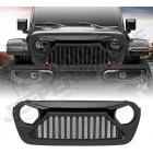 Calandre agressive noir Jeep Wrangler JL