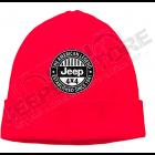 Bonnet Jeep rouge, American Legend