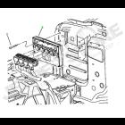 Calculateur moteur (commande groupe motopropulseur générique) 2.8L CRD Jeep Wrangler JK