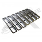 Grille Inserts (Chrome)