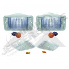 Parking and Side Marker Light Kit (Clear)
