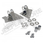 Mirror Relocation Brackets (Stainless)
