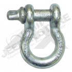 D-Ring (Zinc Plated Steel)