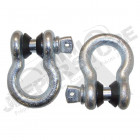 D-Rings and Rubber Spacers