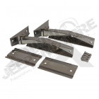 Tailgate Hinges (Stainless)