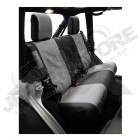 Rear Seat Covers (Black/Gray)