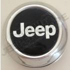 kit de 4 emblems Jeep pour cache moyeu de jante à coller