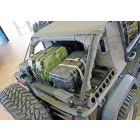 Galerie de coffre Cargo Rack Suntop pour Jeep Wrangler JK (2 ou 4 portes)