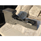 Occasion: Console centrale grise Jeep Wrangler JK (phase 1)
