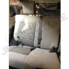 Occasion: Banquette 2/3 (coté droit) tissus gris pour Jeep Wrangler JK