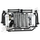 Kit rehausse 4.5'' (soit +11.43cm) premium Jeep Grand Cherokee ZJ, ZG