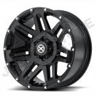 Jante aluminium Series ATX200 couleur: noir , 9x17 - 5x127 - ET: +18