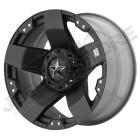 Jante aluminium noir mat RockStar XD775 5x127 9x17 , ET: -12