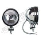 "Phare Lampe Portée Rond Inox 6"" 100W / 12V"