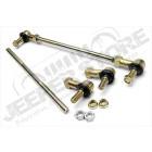 """Kit de 2 biellettes de barre stabilisatrice arrière réglable (JKS) pour 3.5"""" à 6"""" de réhausse Jeep Wrangler JK"""