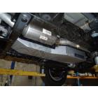 Réservoir supplémentaire 64L pour 2.2L TD, 2.0L et 3.6L essence Jeep Wrangler JL Unlimited (4 portes)