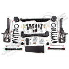 """Kit réhausse 4"""" Jeep Jeep Grand Cherokee WH, WK, Commander XK"""