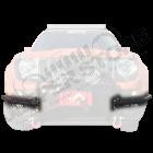 Embout de pare chocs avant en acier pour Jeep Renegade BU