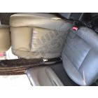 Occasion: Siège passager en cuir gris Jeep Cherokee Liberty KJ