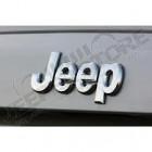 """Logo """"JEEP"""" emblem plastique chromé de carrosserie"""