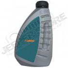 Huile 75W90 Shell Spirax ASX, q8 synthetic gear oil, bidon 1L , Huile 75W90 bidon 1L. convient aux boites à vitesses manuelle, certains types de boite de transfert, pour les ponts (sans glissement limité ou sans varie lock)
