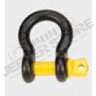 Manille de traction en acier (diamètre: 20mm - 8T )