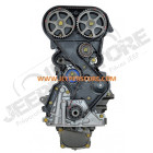 moteur complet neuf nu 2.4L essence Jeep Wrangler TJ et Cherokee Liberty KJ