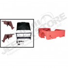 Body Tub Kit, Reproduction, Steel; 41-45 Ford GPW