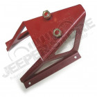 Spare Tire Carrier, 2 Bolt; 41-43 Willys MB/Ford GPW