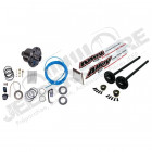 Axle Shaft Kit, Rear, C-Clip, ARB; 90-02 XJ/YJ/TJ, for Dana Grande 35