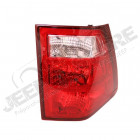 Tail Light Assembly, Left; 05-06 Jeep Grand Cherokee WK